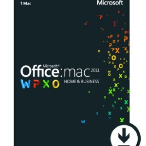 Office4Mac2011Bsingle user